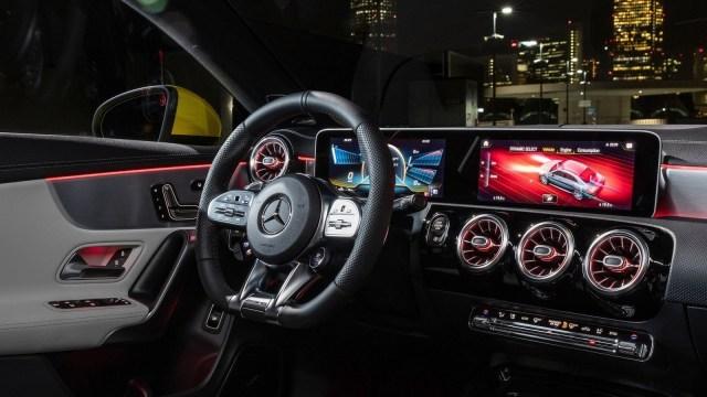 Mercedes CLA35 AMG 4Matic 2020