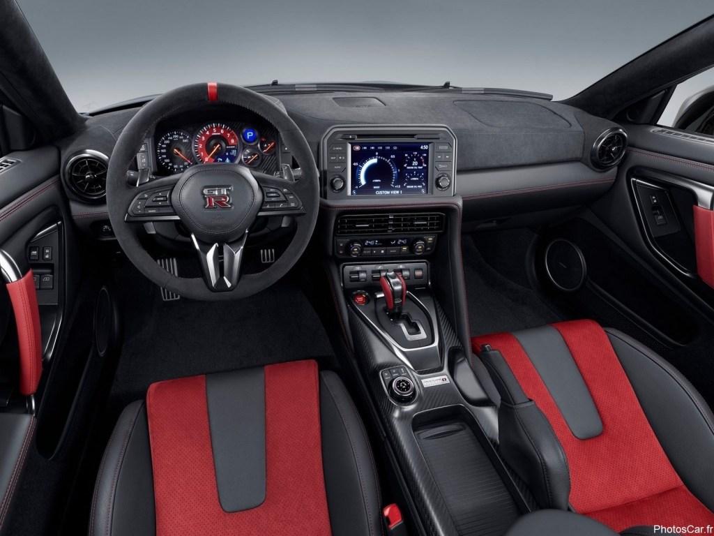 Nissan GT R Nismo 2020