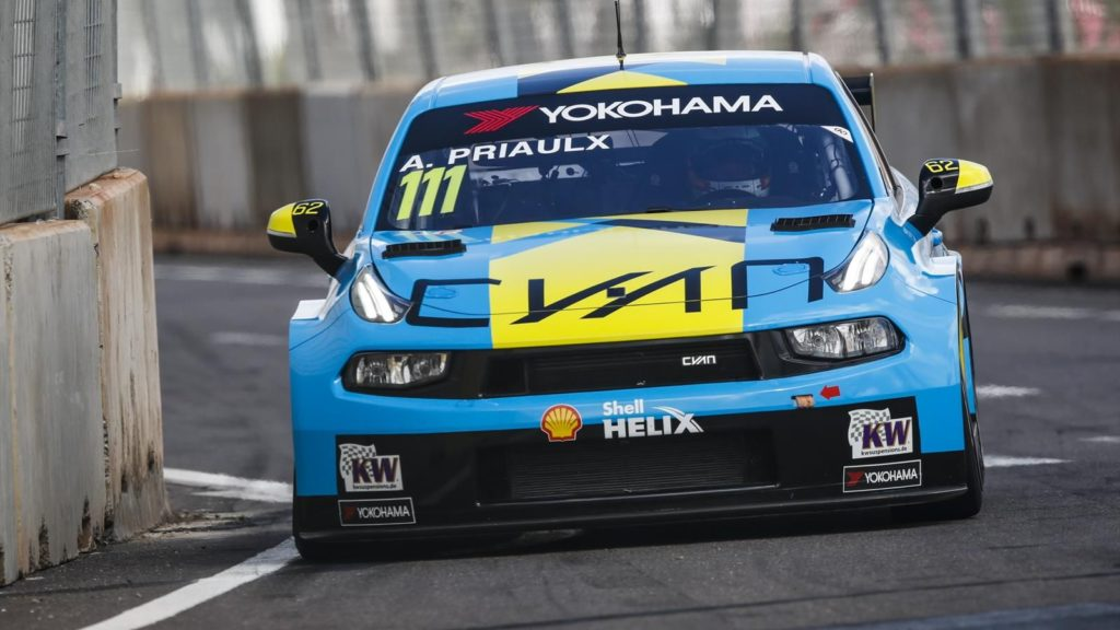 Wtcr 2019 Lynk & Co 03 TCR