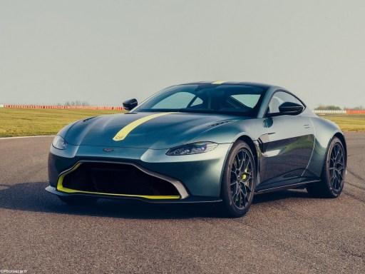 Aston Martin Vantage AMR 2020