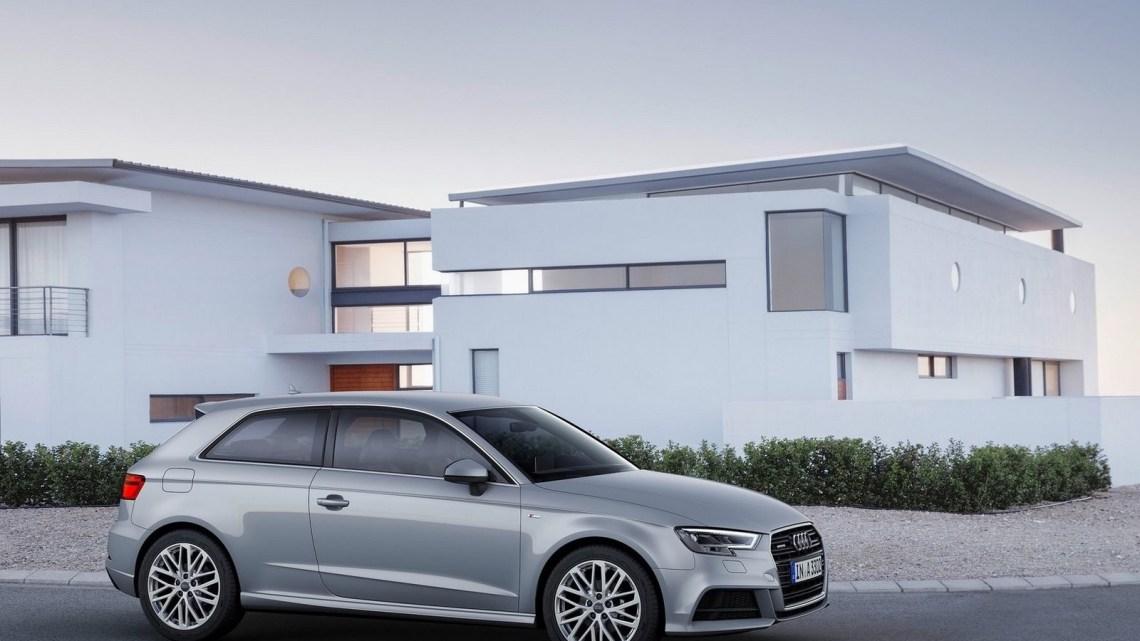 Audi A3 2017 – Aides à la conduite et motorisation performante.