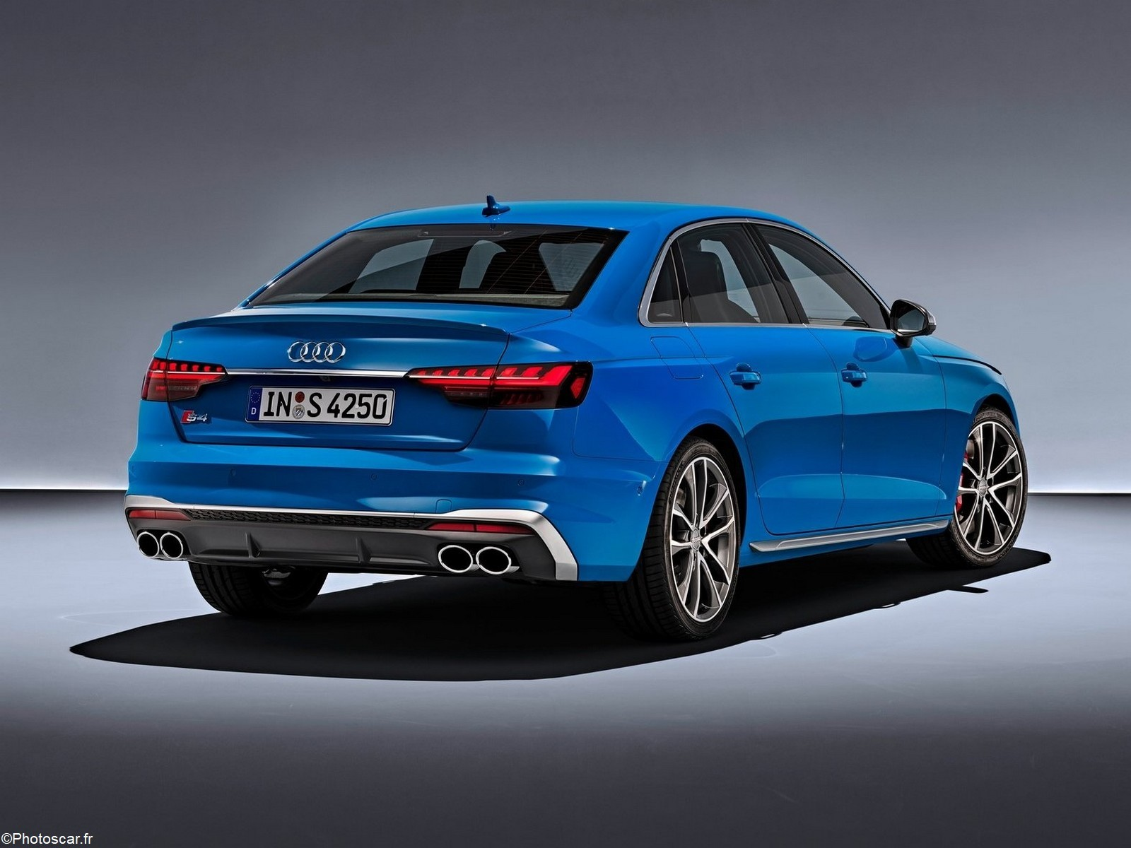 Audi S4 TDI 2020