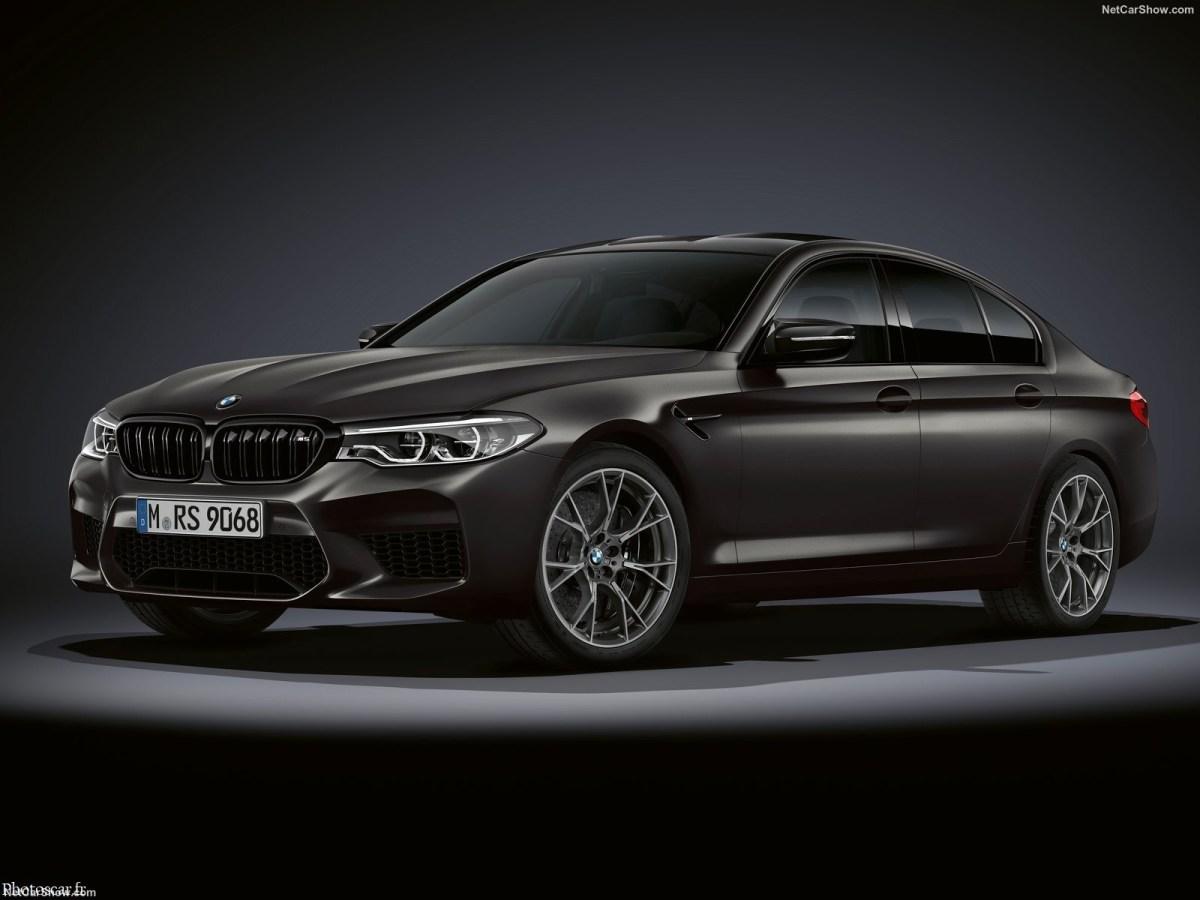 BMW M5 Edition 35 2019: Elle célèbre le 35ème anniversaire de la M5.