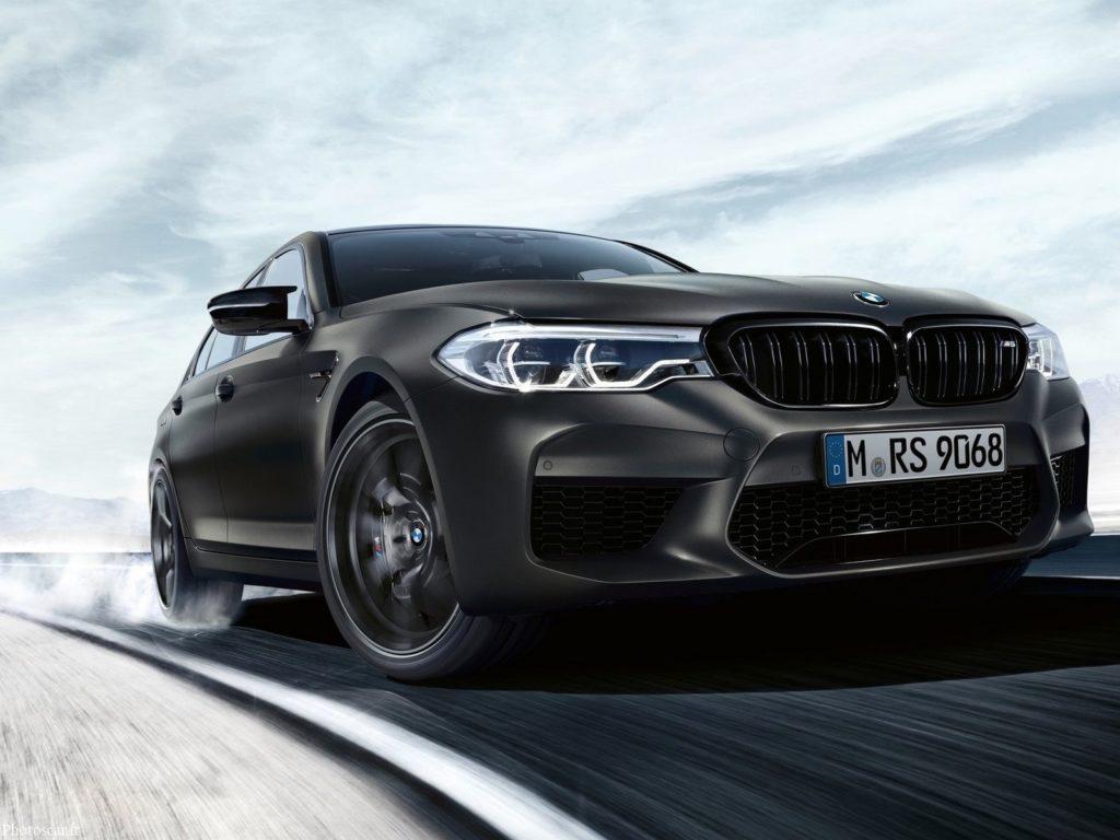 BMW M5 Edition 35 2019