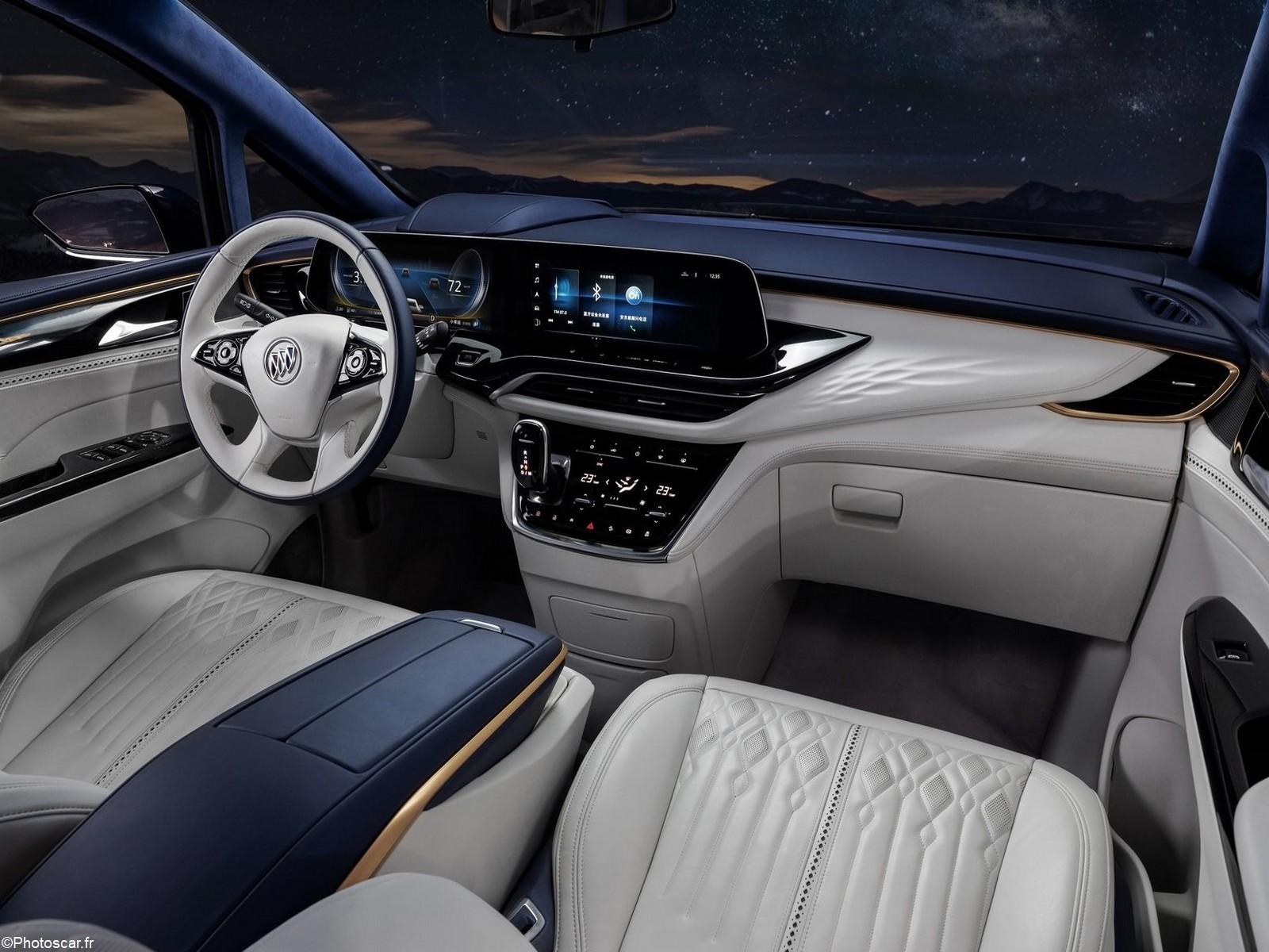 Buick GL8 Avenir Concept 2019