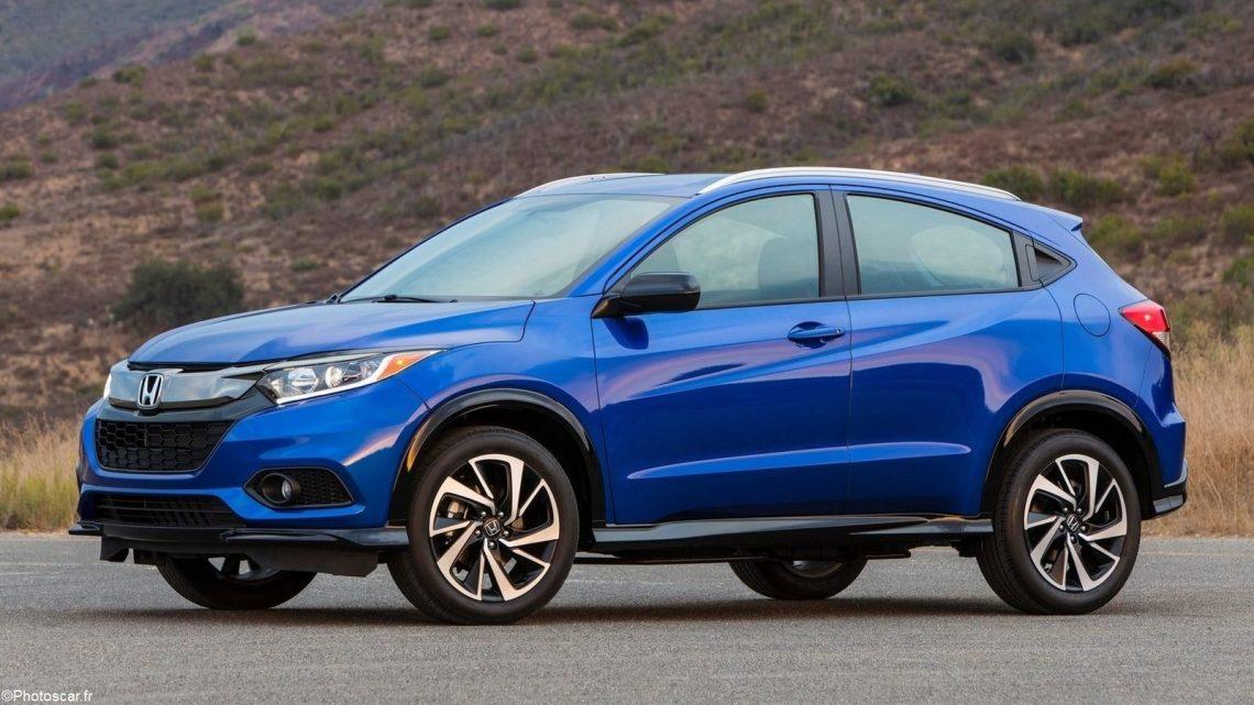 Honda HR-V 2019 conçu pour s'adapter à votre mode de vie.