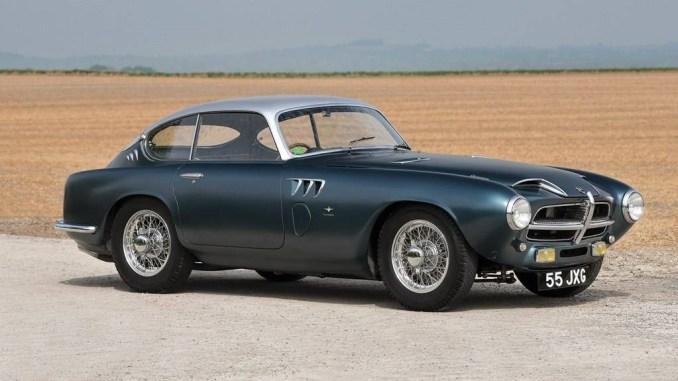 Pegaso Z 102 Berlinetta serie II 1955
