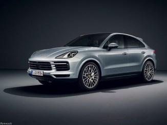 Porsche Cayenne S Coupe 2020