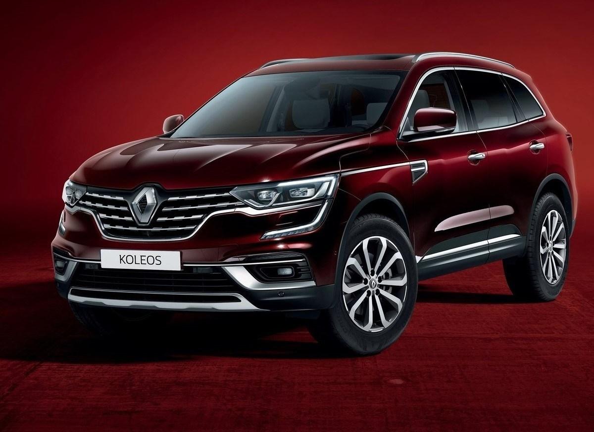 Renault Koleos 2020 offre un confort et des performances exceptionnelles.