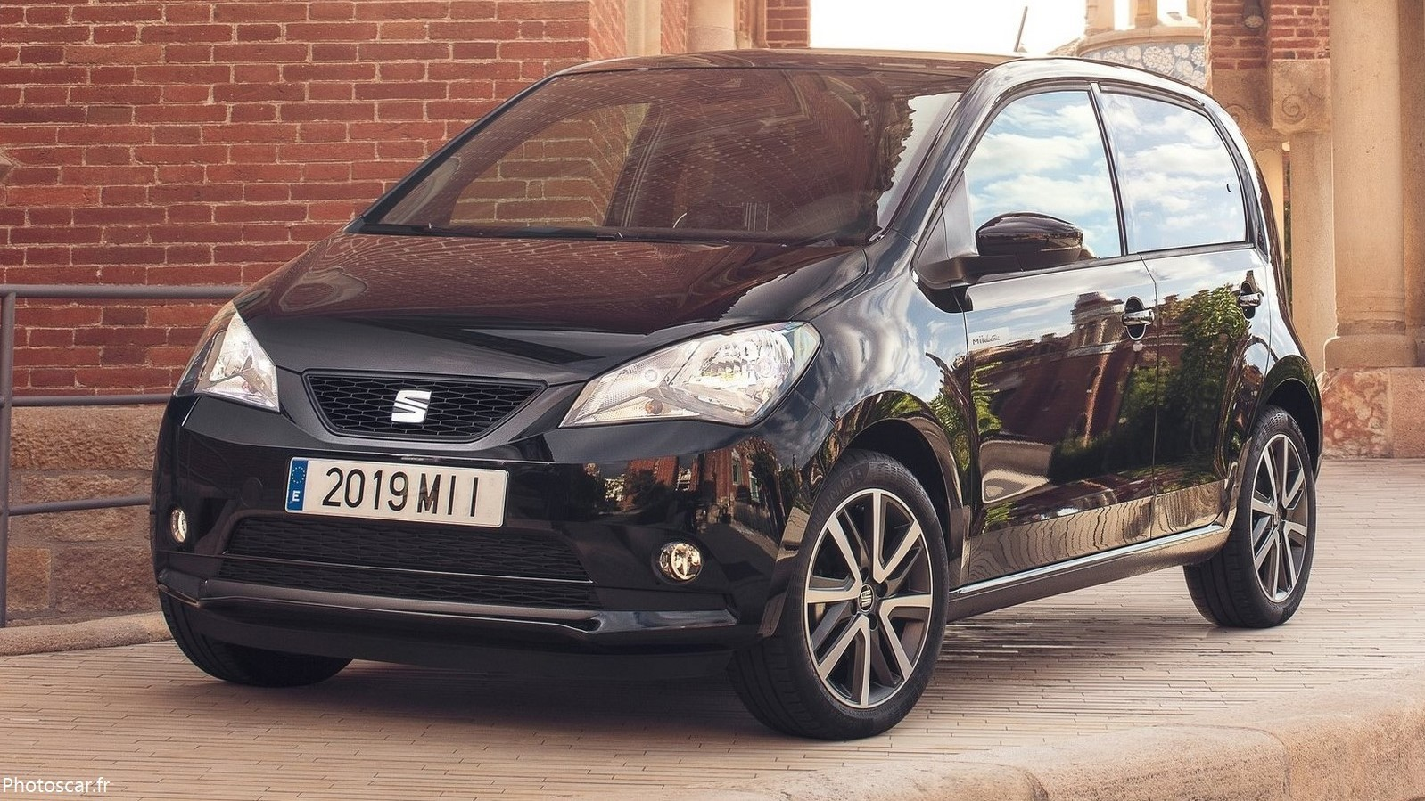 Seat Mii Electric 2020