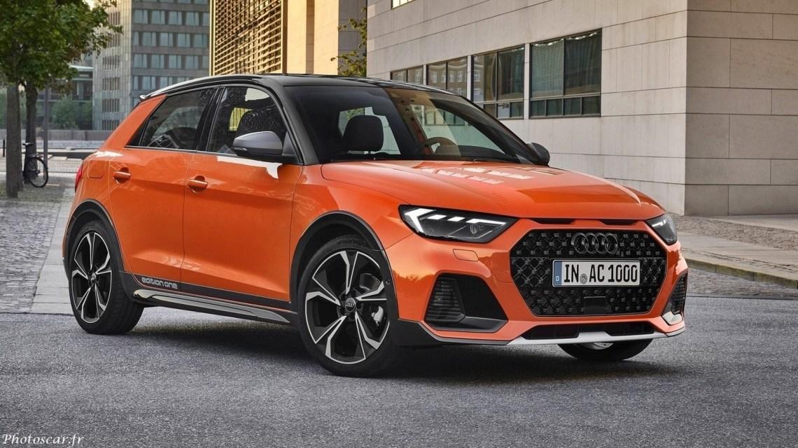 Audi A1 Citycarver 2020 esthétiquement reconnaissable à son style SUV