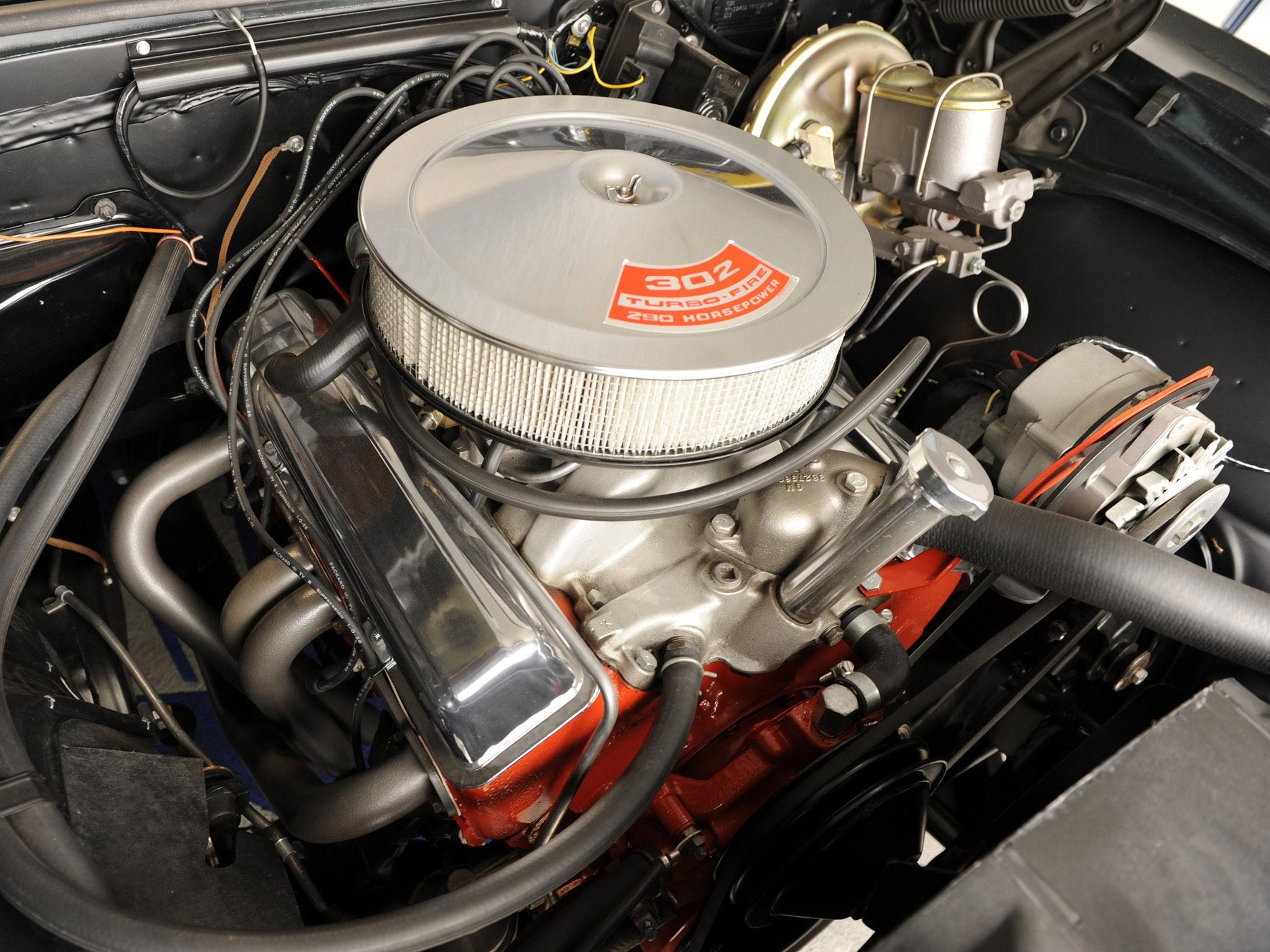 Chevrolet Camaro Z28 1968