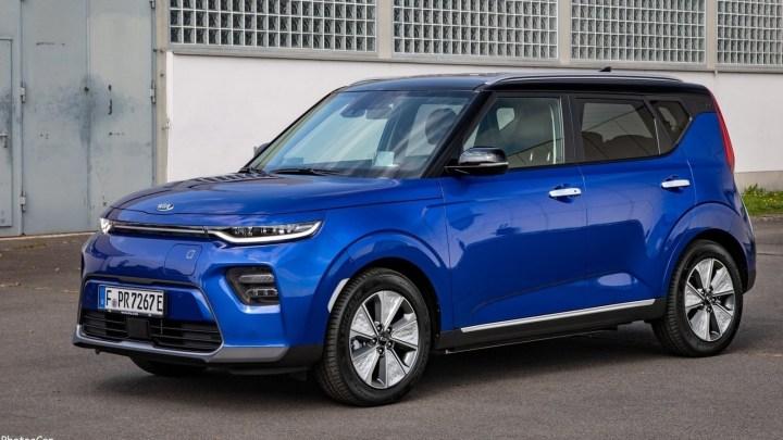 Kia e-Soul 2020 – Le petit crossover urbain 100 % électrique.
