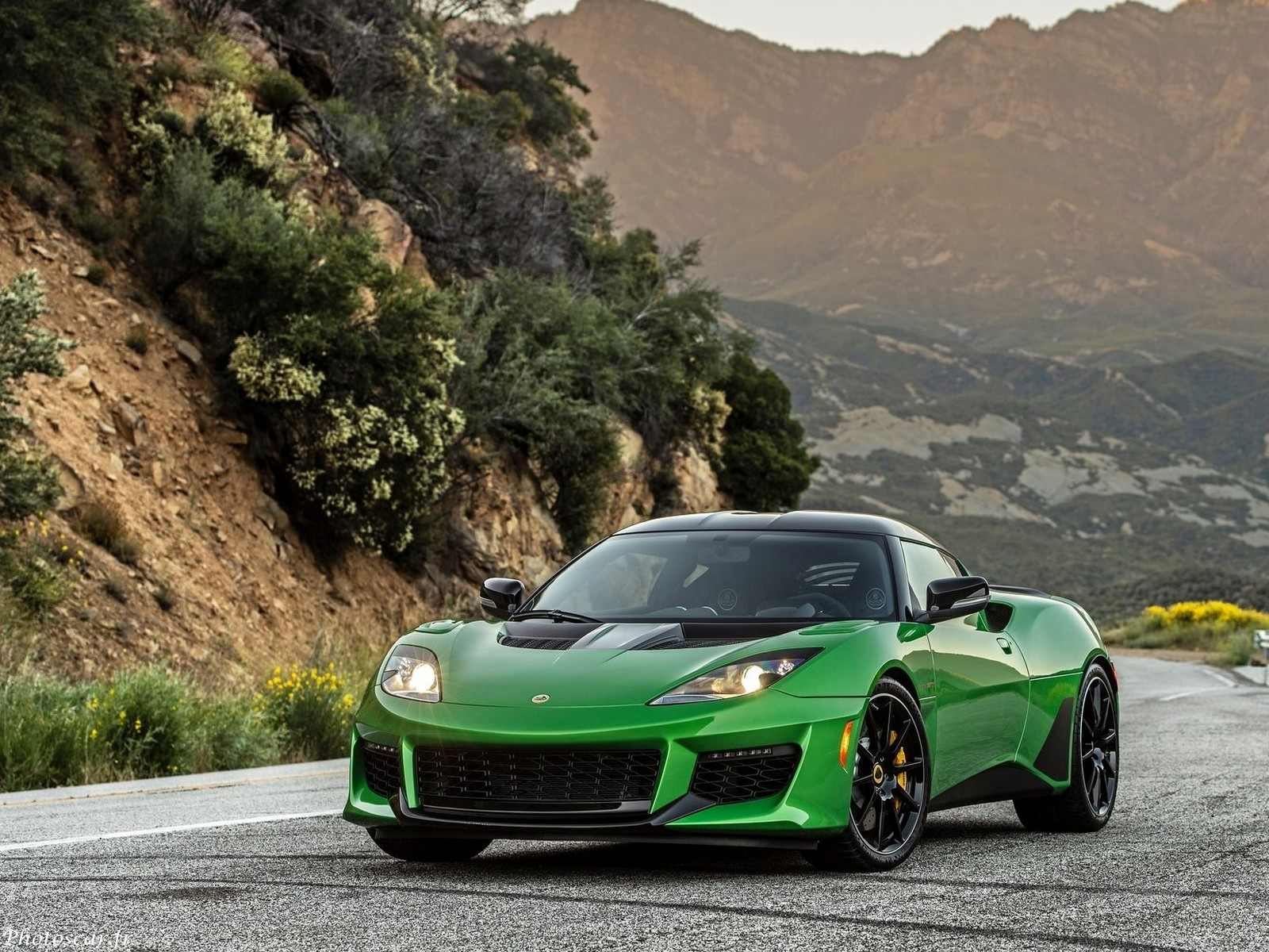 Lotus Evora GT 2020