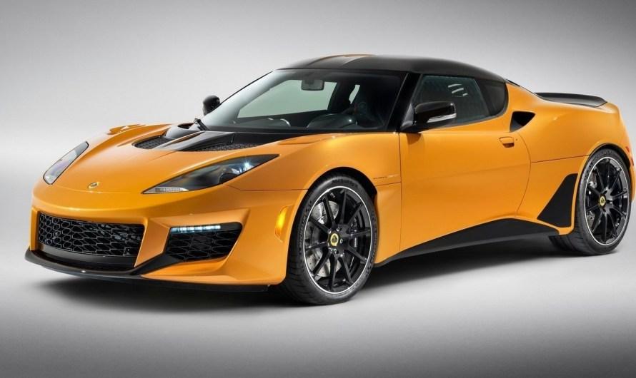 Lotus Evora GT 2020 – Plus rapide, plus légère et plus esthétique
