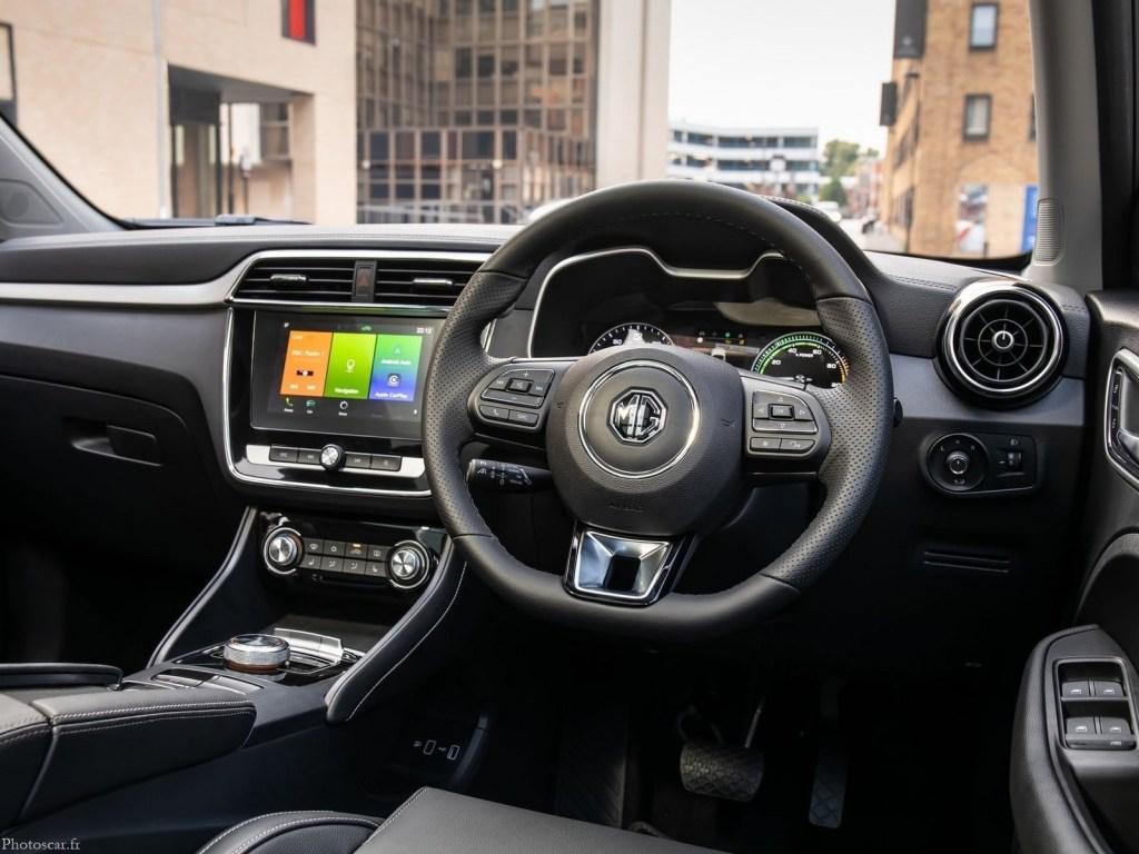 MG ZS EV 2020