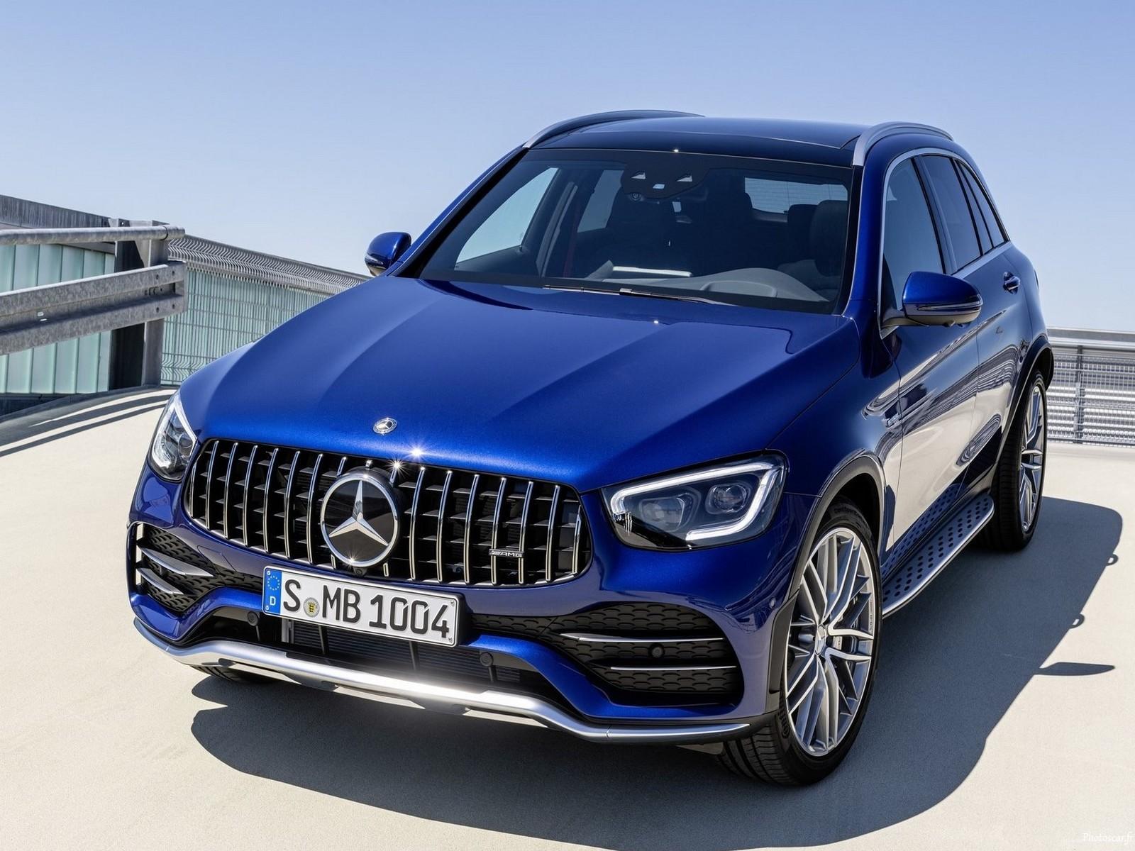 Mercedes-AMG GLC43 4Matic 2020