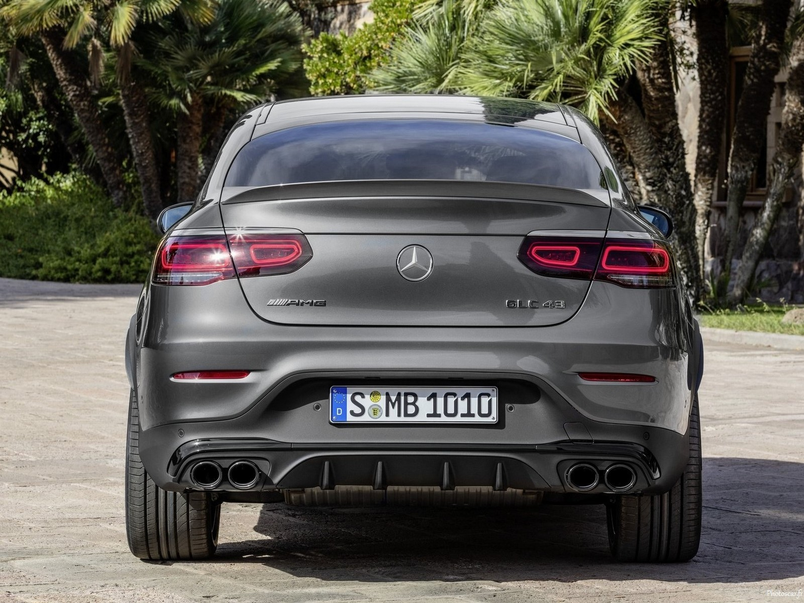 Mercedes-AMG GLC43 4Matic Coupe 2020