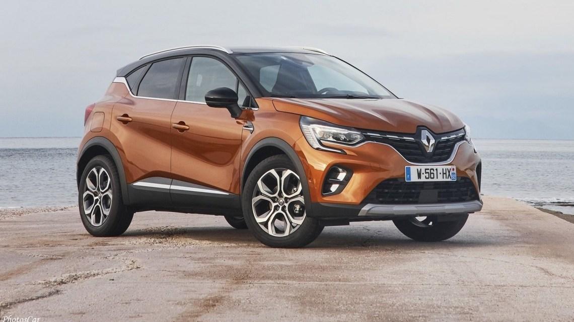 Renault Captur 2020 plus d'espace, de technologie et une version hybride