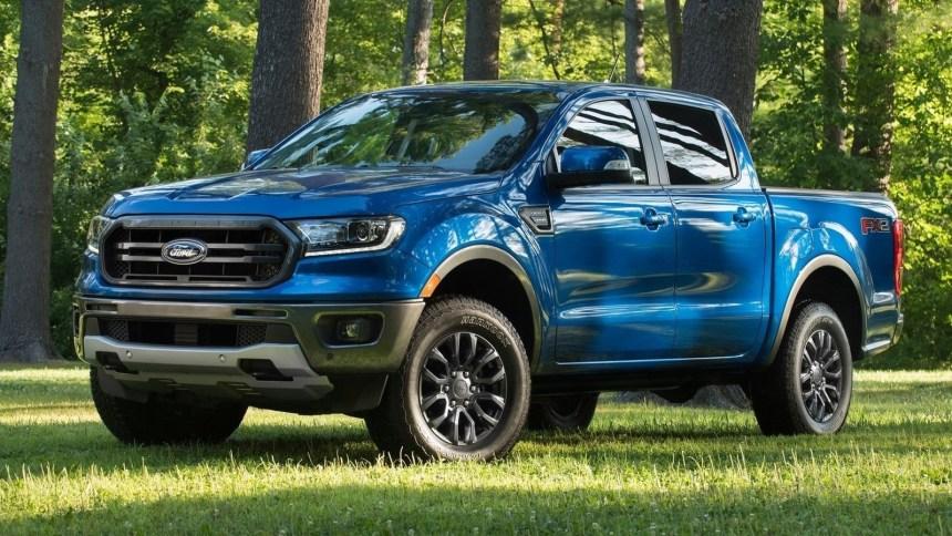 Ford Ranger FX2 2020
