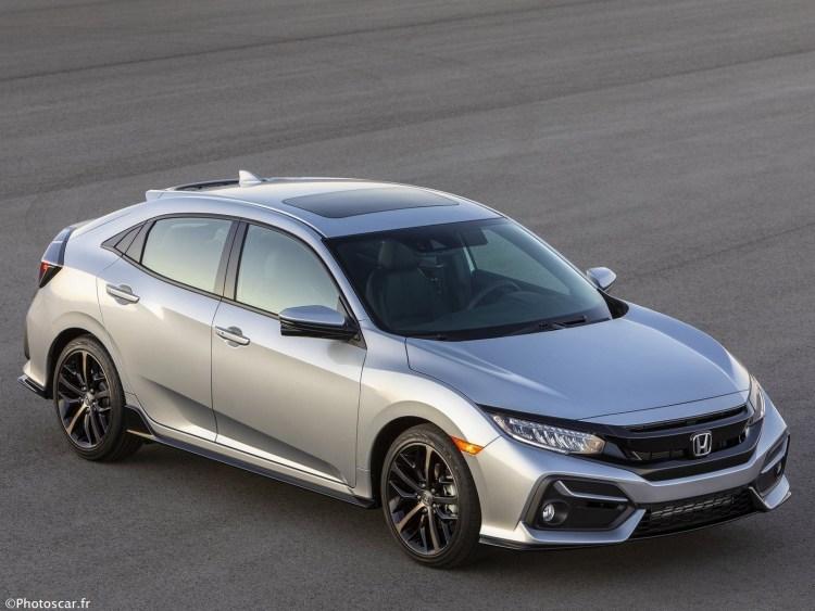 Honda Civic Hatchback 2020