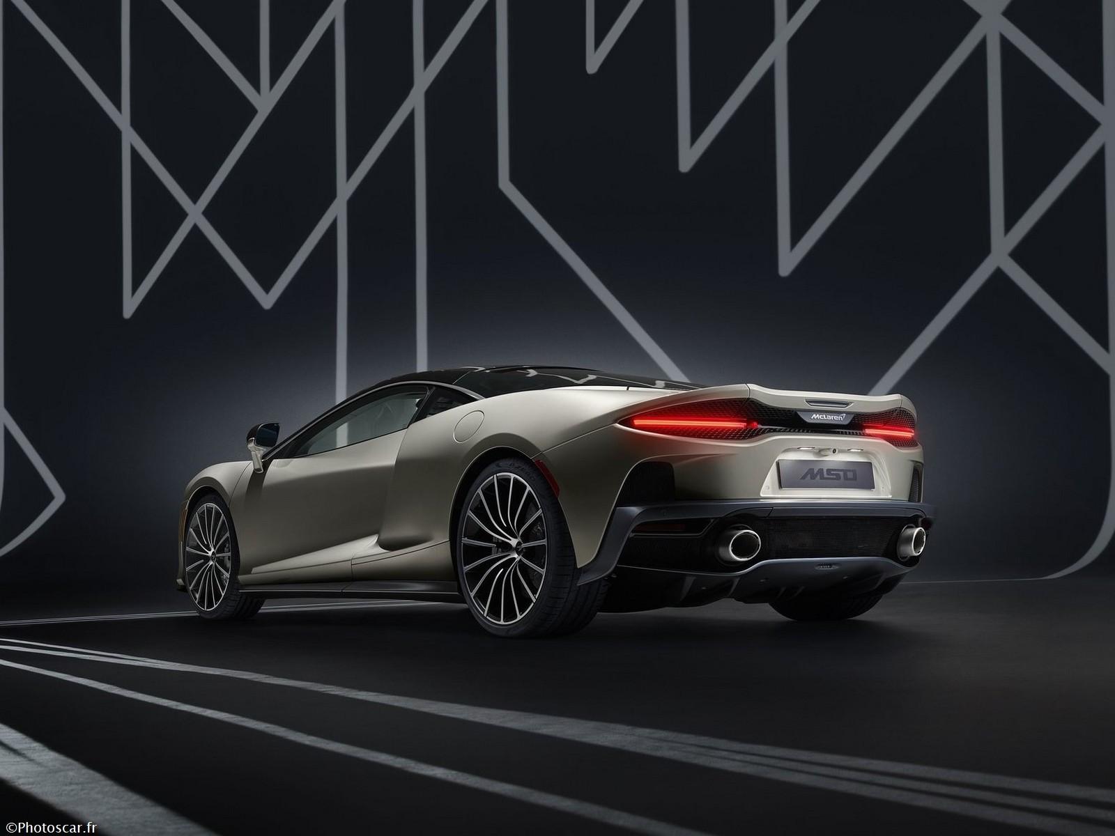 McLaren GT MSO 2020
