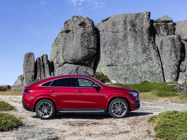 Mercedes Benz GLE Coupe 2020