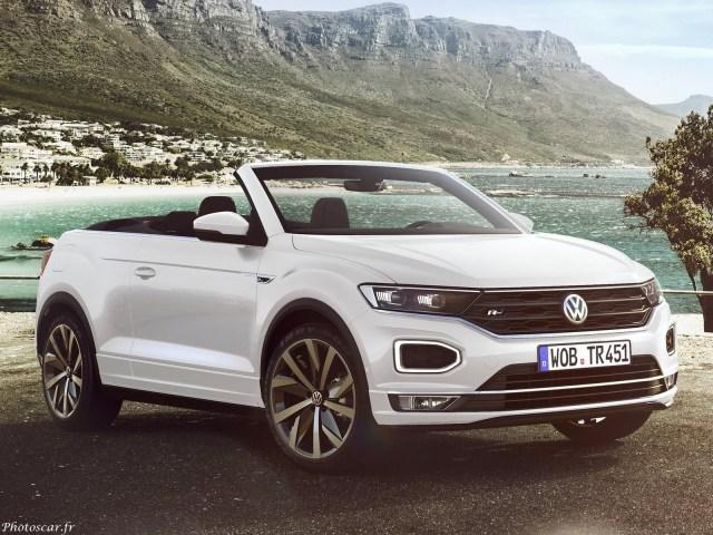 Volkswagen T-Roc Cabriolet 2020
