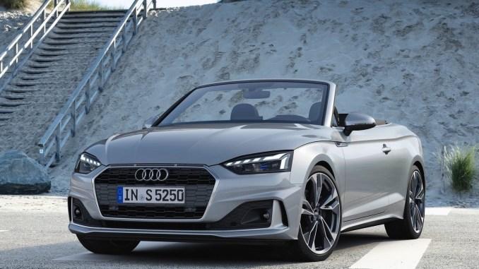 Audi A5 Cabriolet 2020