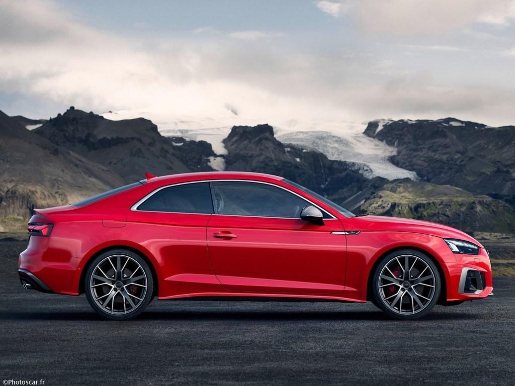 Audi S5 Coupe TDI 2020