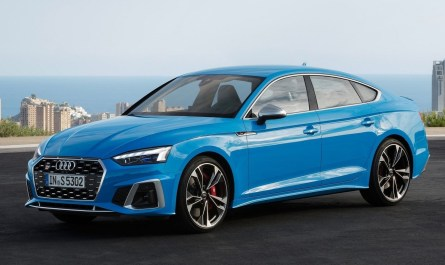 Audi S5 Sportback TDI 2020