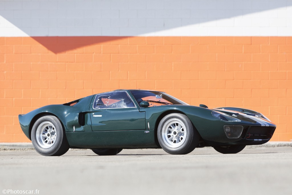 Ford GT40 (P/1034) Road Version 1965