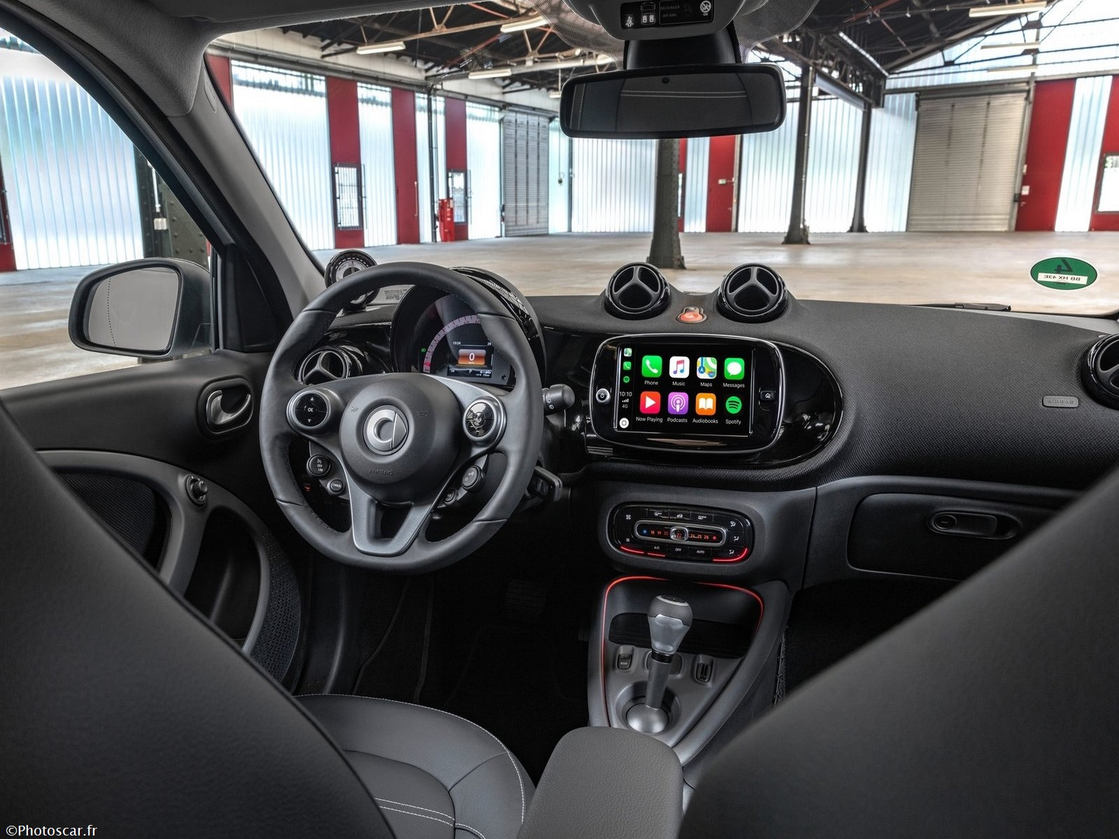 Smart EQ ForFour 2020