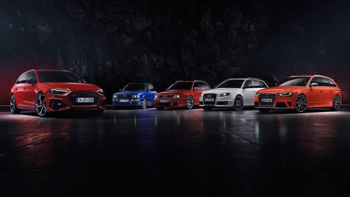 Audi RS4 Avant 2020 – Elle se distingue par son dernier rendu