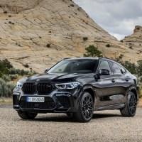 BMW X6 M Competition 2020 révèle tout son potentiel sportif.