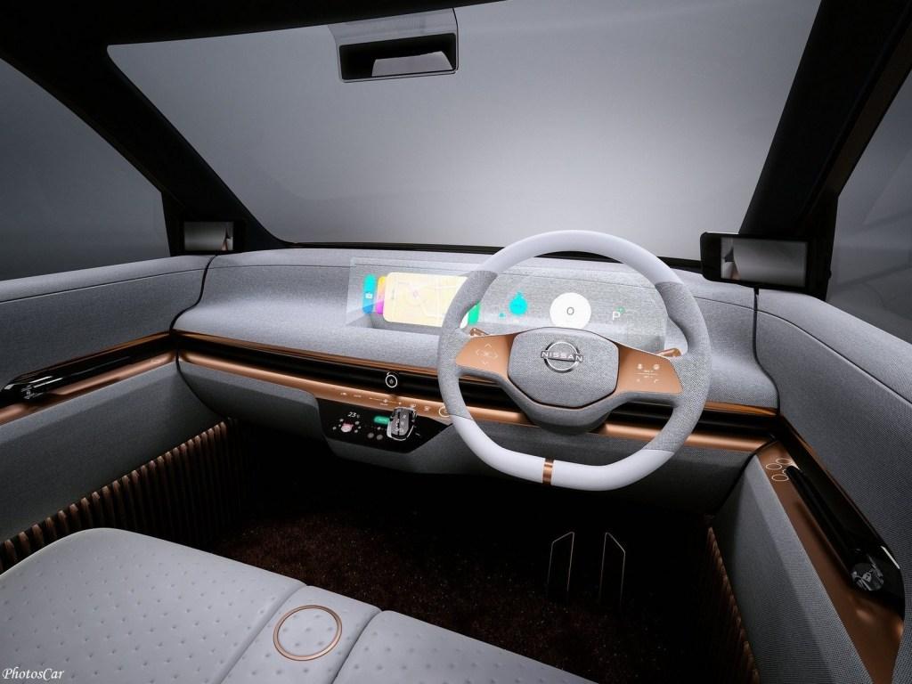 Nissan IMk Concept 2019