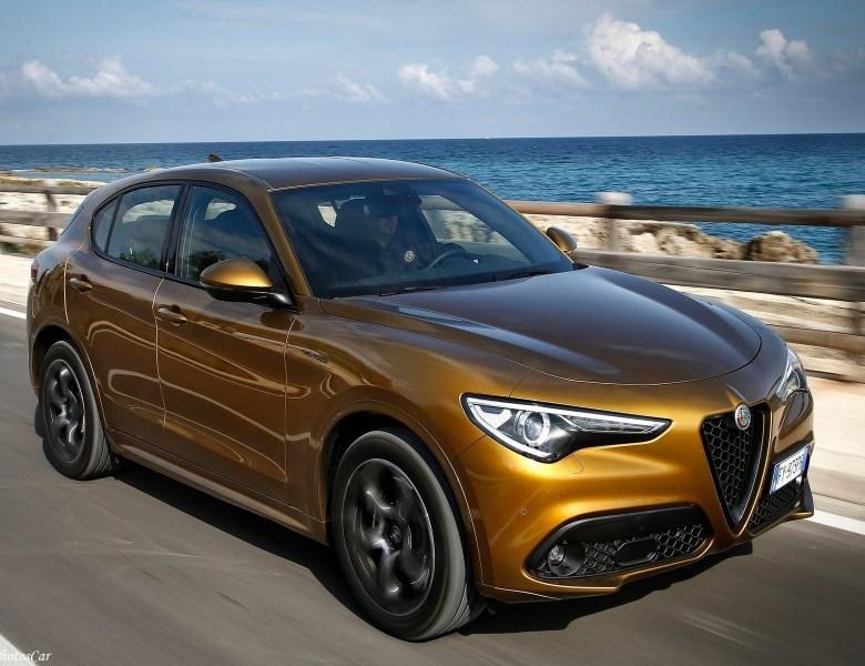 Alfa-Romeo Stelvio 2020 – Style typiquement italien, maniabilité vive