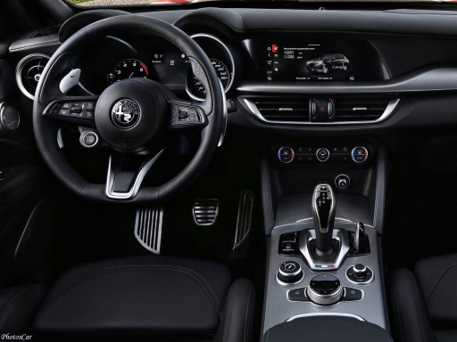 Alfa-Romeo Stelvio 2020