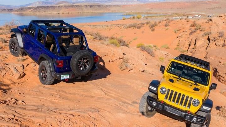 Le Jeep Wrangler EcoDiesel 2020 arrive enfin aux États-Unis
