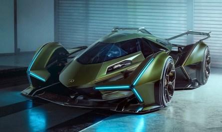 Lamborghini Lambo V12 Vision Gran Turismo 2019