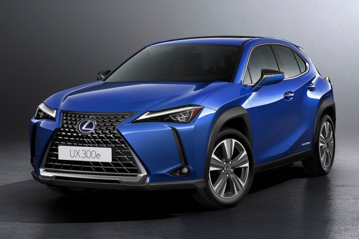Lexus UX 300e 2021 – La toute première Lexus 100% électrique