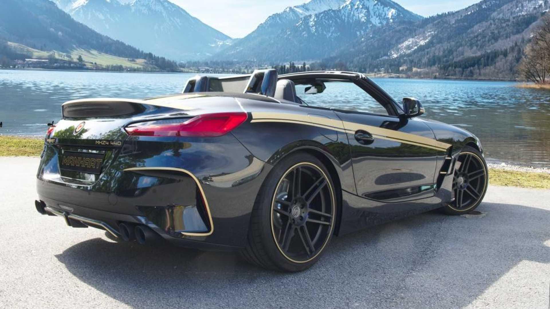 Manhart MHZ4 BMW Z4