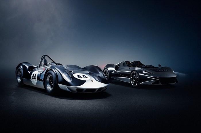 McLaren Elva 2021 – La conception est étudiée aérodynamiquement