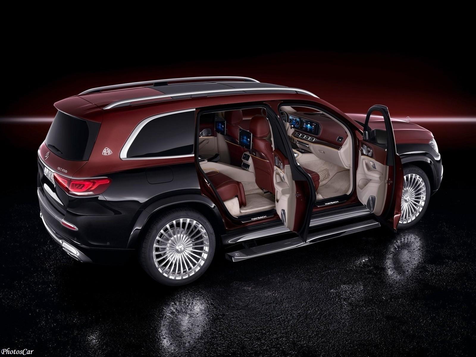 Mercedes Maybach GLS 600 2021