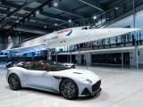 Aston Martin DBS Superleggera Concorde Edition 2019
