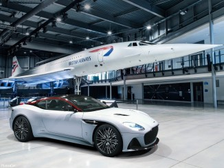 Aston Martin DBS Superleggera Concorde Edition 2019