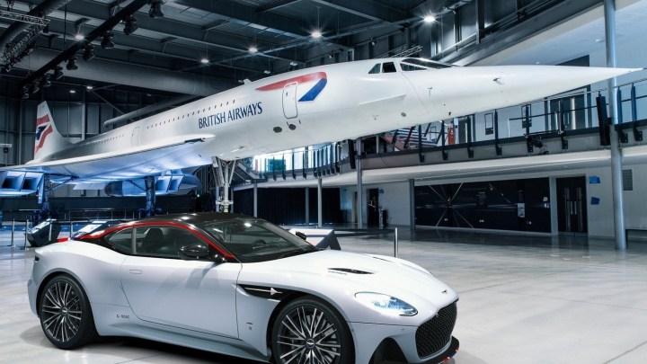 Aston Martin DBS Superleggera Concorde Edition – Limitée à 10 unités