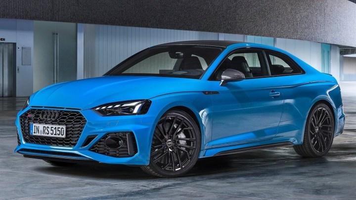 Audi RS5 Coupé 2020 – Caractère et force dans les moindres détails