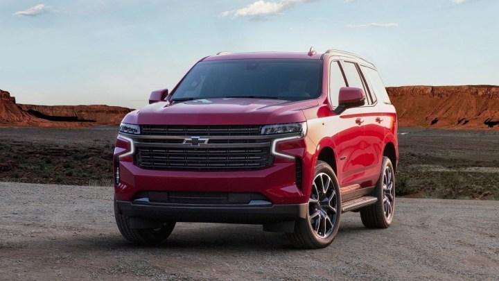 Chevrolet Tahoe 2021 – C'est plus grand et plus confortable