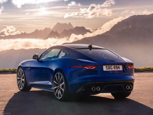 Jaguar_F-Type 2021